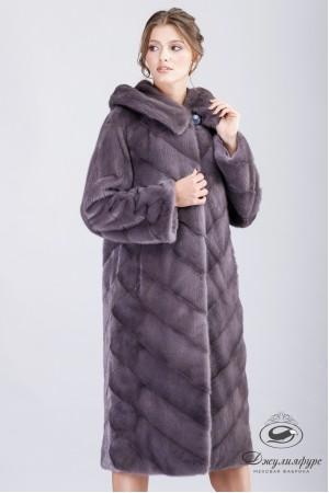 Пальто из норки AR-121
